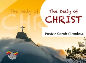 The Deity of Jesus Christ (1)